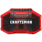Bluetooth Speaker - 20V - Red
