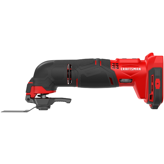 Cordless Oscillating Tool - V20 Max - 12 Pieces