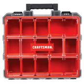 XL Pro Compartment Organizer - Red and Black