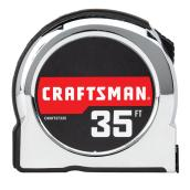 Classic Tape Measure - 1'' x 35' - Chrome