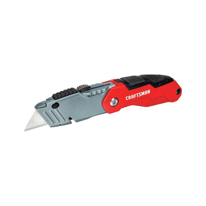 Folding Knife - Variable Cut Depth