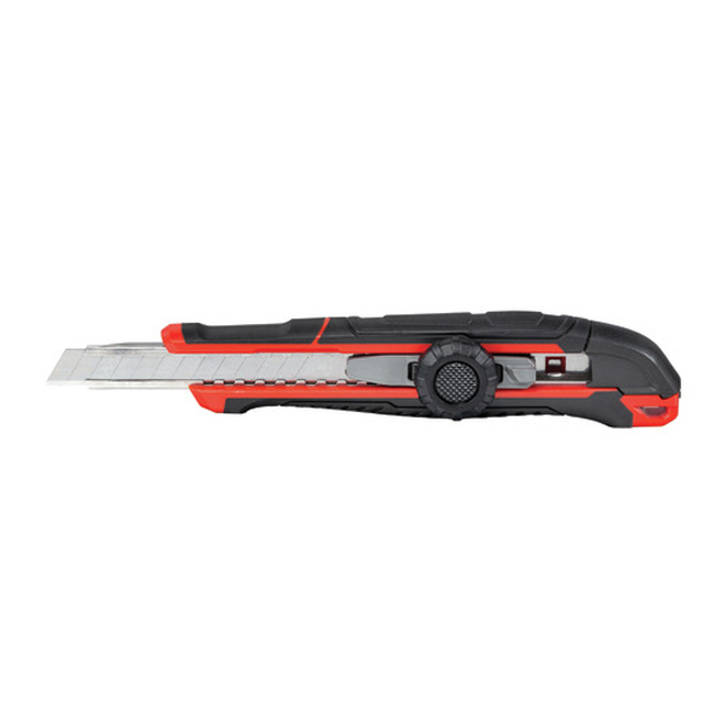Snap-off Blade Utility Knife - 9 mm - 1 Blade