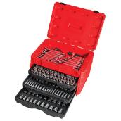Mechanic Tool Set - 3 Drives - 224 Pieces