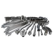 Mechanic Tool Set with Case - 121 Pieces