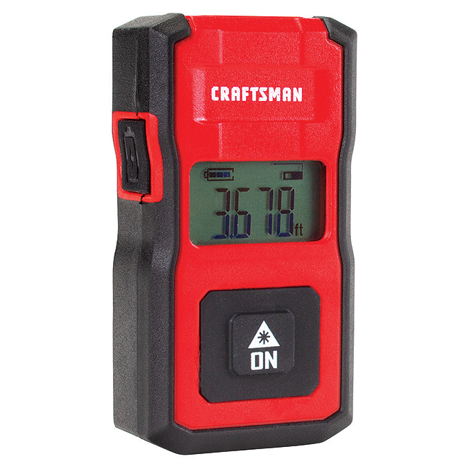 Pocket Laser Distance Measurer - 40'