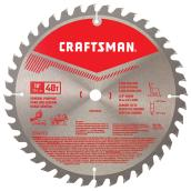 "Saw Blade - Carbide - 10"" - 40 TH"