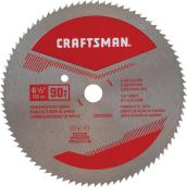 "Circular Saw Blade for Paneling and Vinyl - 6 1/2"" - 90 DT"