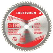 "Circular Saw Blade for Plywood - 7 1/4"" - 60 TH"