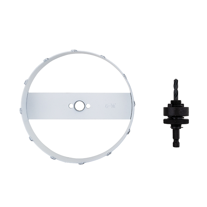 CRAFTSMAN Hole Saw For Recessed Lighting