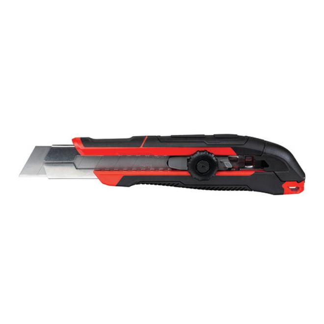 Couteau utilitaire à lame cassable, 25 mm, 1 lame