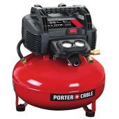 Pancake Air Compressor - 6 Gal - 150 PSI - 120 V