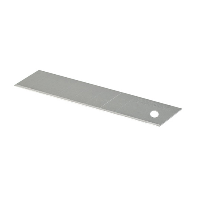 Replacement Snap-Off Utility Blade - 18 mm - 3/PK