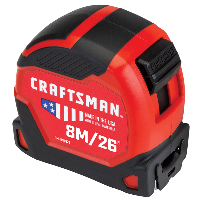 PRO-11 Measuring Tape - 1.25'' x 26' - Red