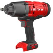 "Cordless V20 Impact Wrench - 1/2"" - 2500 IPM"