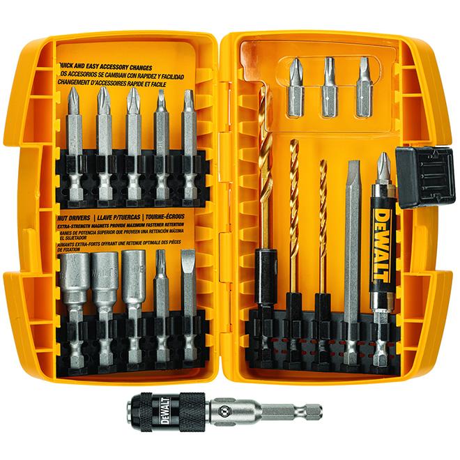 Jeu d'accessoires Rapid Load(MD), jaune et noir, 20MX
