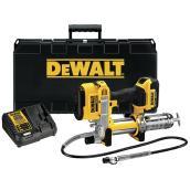 DeWalt Grease Gun - Cordless - 20 V