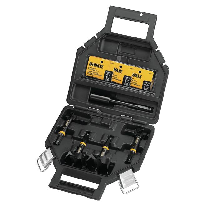 DeWalt Drill Bit Kit - 5 Pieces