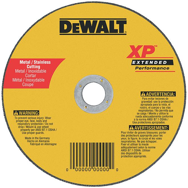 """DeWalt Cut-Off Wheel - Type 27 XP - 4"""""""