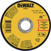 DeWalt Cut-Off Wheel - Type 1 - 4 1/2""