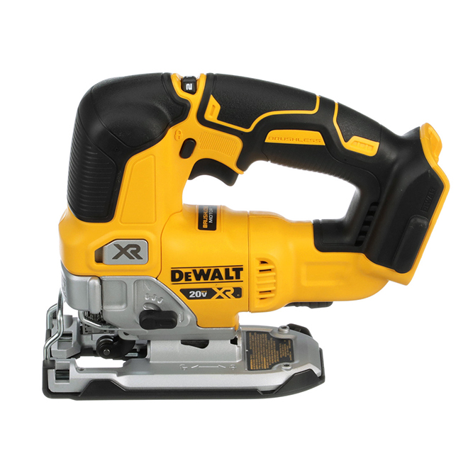 Dewalt Cordless Jigsaw 20 V Plastic Yellow Black Dcs334b Rona