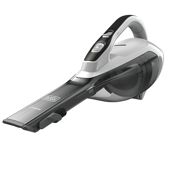 Black & Decker Cordless Hand Vacuum - 10.8 V Lithium