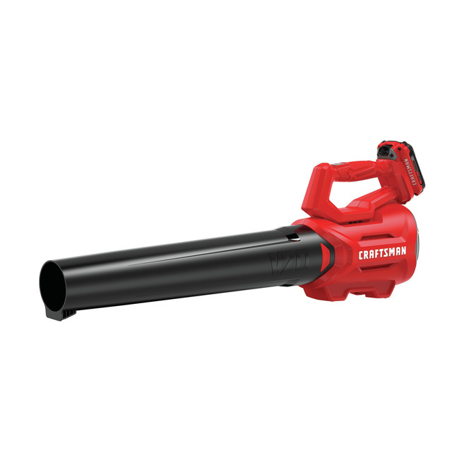 Craftsman Cordless Blower - 20 V Lithium-Ion- 340 cfm