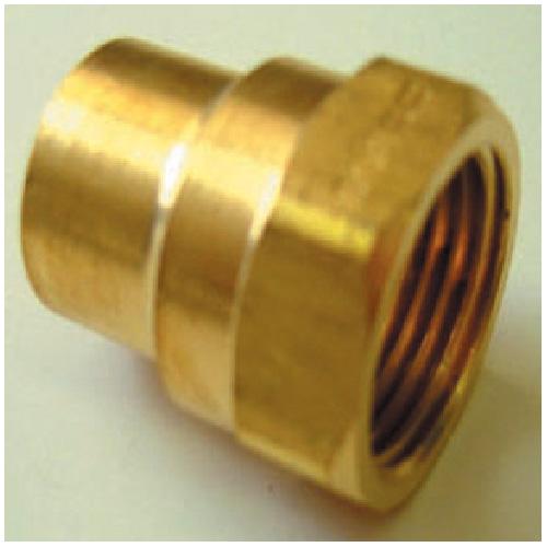 Hub Copper Adapter