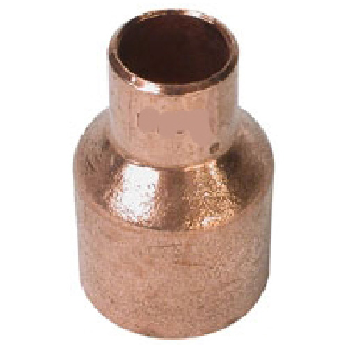 3/8-in Copper coupling
