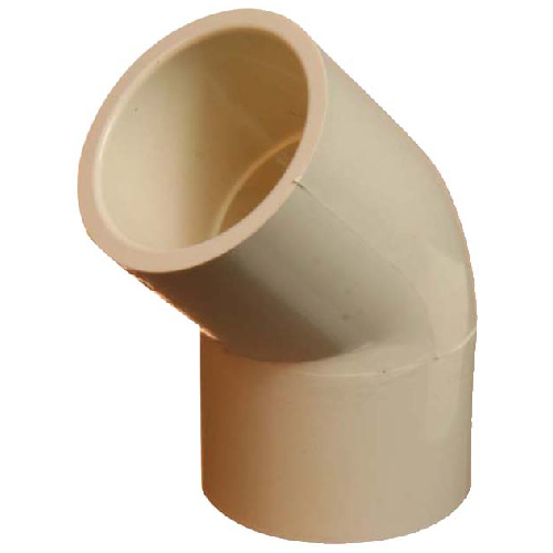 "90° Angle 3/4"" x 1/2"" CPVC Female Socket Elbow"