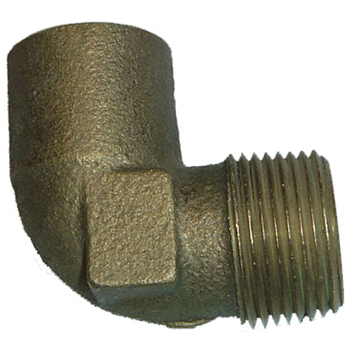 "Copper elbow - 1/2"""