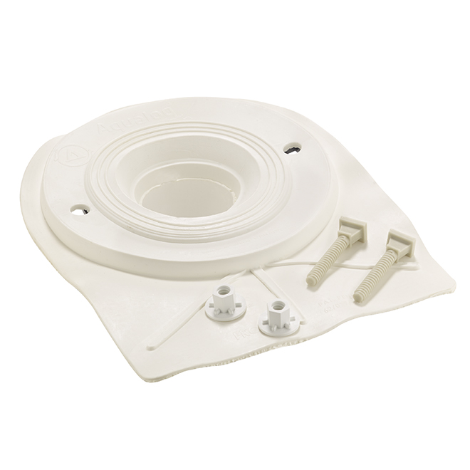 """Universal Toilet Seal Kit - No-Wax - 3"""" and 4"""" - Rubber"""