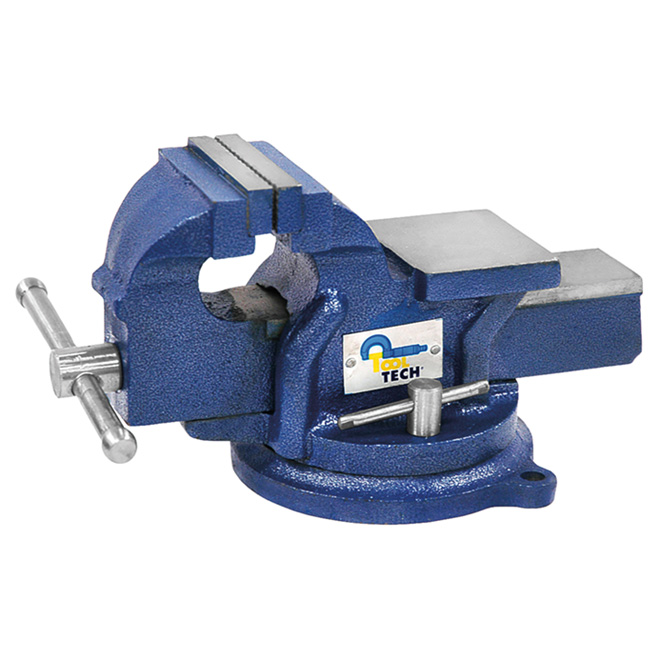 3-in machinist 360 degrees swivel bench vise