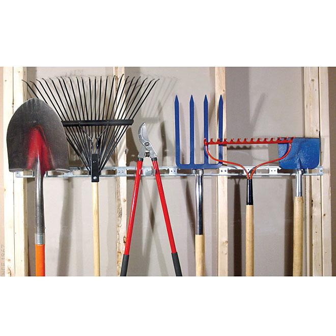 Garage and Tool Organizer - 8'