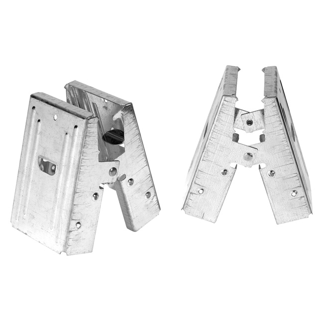 Pack of 2 Sawhorse Brackets