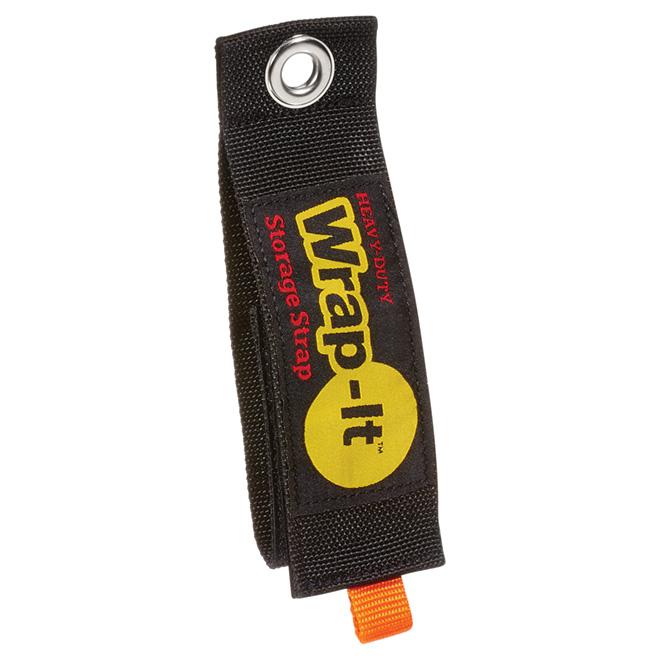 "Heavy Duty Storage Strap - X-Large - 2.5"" x 16"" - Black"