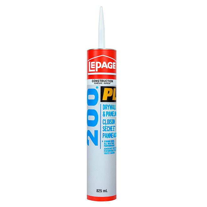"""PL 200"" Construction adhesive"