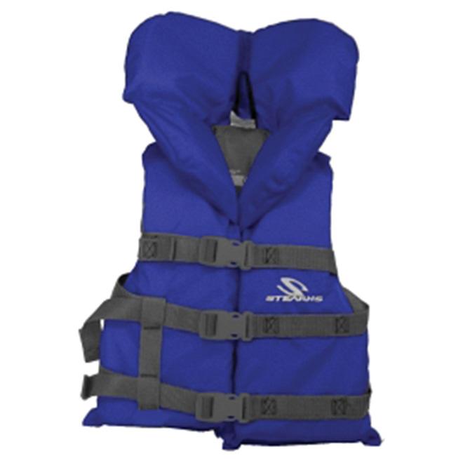 Gilet VFI pour enfant, 60 à 90 lb (27 à 41 kg), bleu