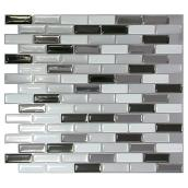 Self-Adhesive Wall Tile - Metallik