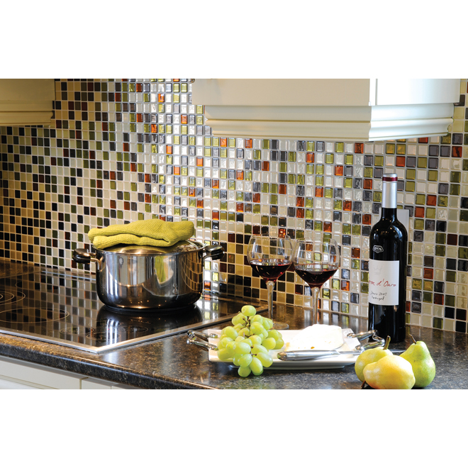 Self-Adhesive Wall Tile - Idaho