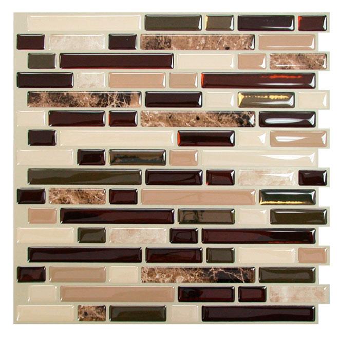 Self-Adhesive Wall Tile - Bellagio Keystone