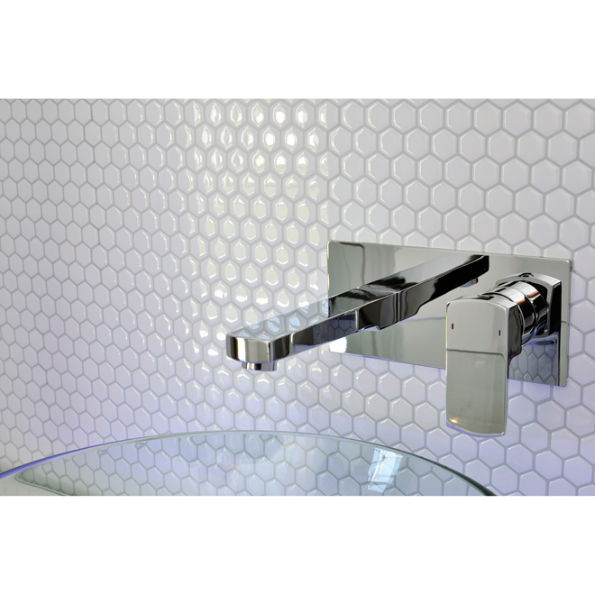 Smart Tiles Self Adhesive Wall Tile Hexago Sm1038 1 Rona