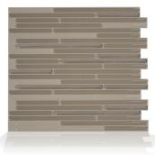 Self-Adhesive Wall Tile - Loft Ecru - 6-Pack