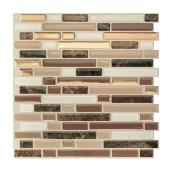 Bellagio Nola Adhesive Wall-Tile - 2.64 sq. ft. - 4/Box