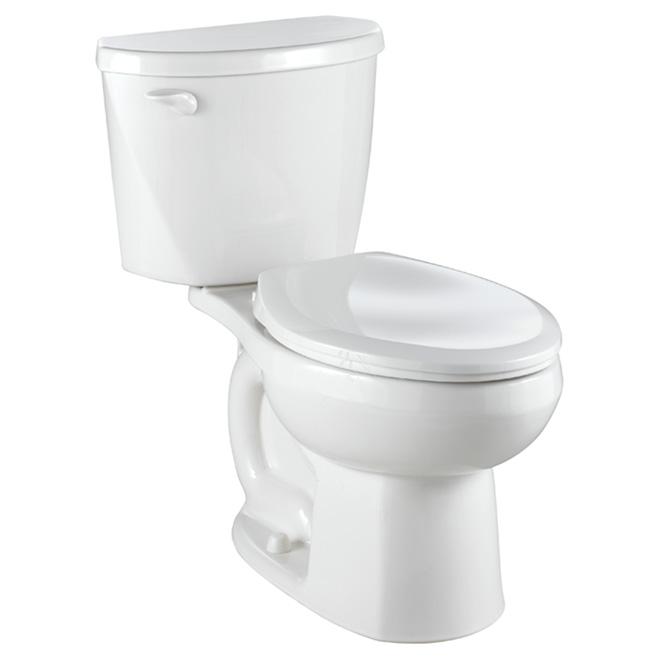 Mainstream Elongated Toilet - 6 liters - White