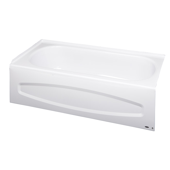 "american standard ""colony"" recess bathtub - 5' 0184000.020 