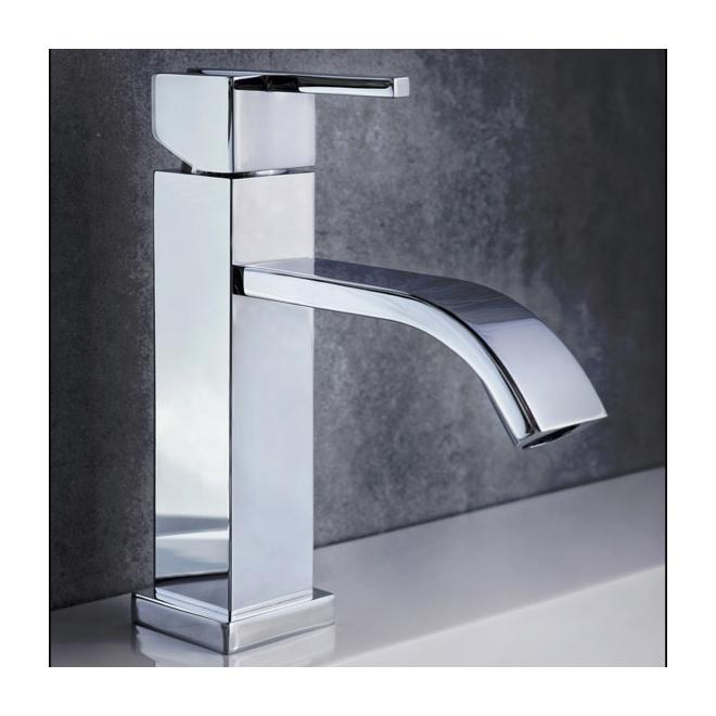 Whistler Single Lever Lavatory Faucet - Chrome
