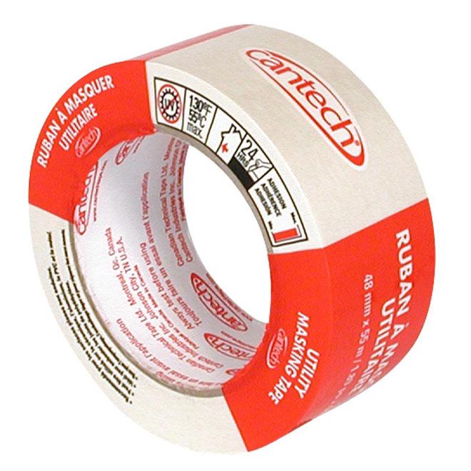 All-Purpose Utility Grade Masking Tape - 48 mm