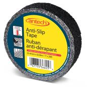 "Anti-Slip Adhesive Tape - 1"" x 20' - Black"