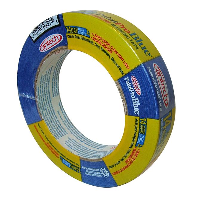 Masking Tape - 24 mm x 55m - Blue