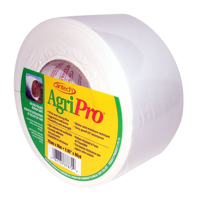 """Baling and Silage Repair Tape - 2.83"""" x 60 yd."""
